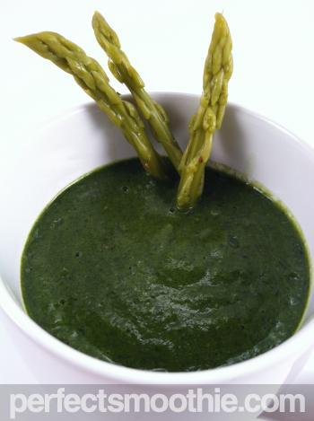 Asparagus Seaweed Smoothie Recipe