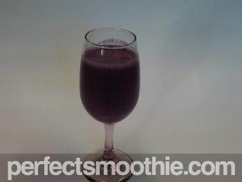 Blue Nana Smoothie Recipe