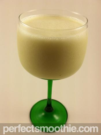 Banana Coconut Cream Smoothie