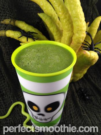 Green Slime Smoothie Recipe
