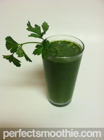 Green Machine Smoothie Recipe