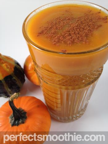Holiday Pumpkin Smoothie Recipe