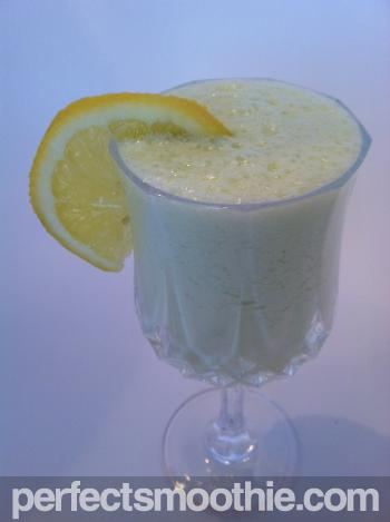 Lemon Lime Sherbet Smoothie Recipe