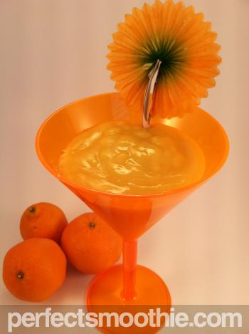 Orange Mango Smoothie Recipe