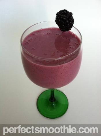 Kids Pink Swirl Smoothie Recipe