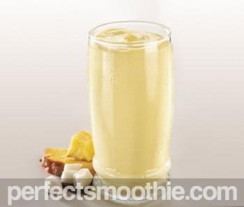 Tropical Rum Smoothie Recipe