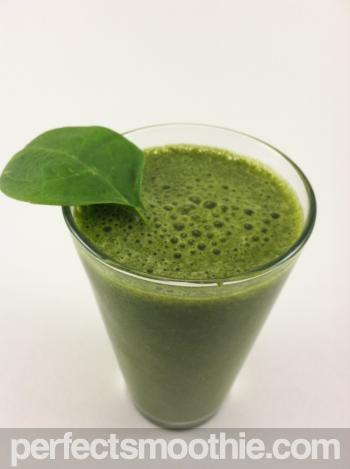 Wheat Grass Green Tea Smoothie Recipe