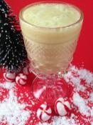 Holiday Creme De Menthe Smoothie