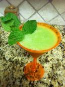 Cucumber Mint Mocktail Smoothie Recipe