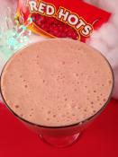 Red Hot Cinnamon Eggnog Smoothie Recipe